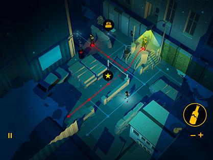 Vandals : Le premier jeu vidéo d'infiltration dans l'univers du street art | ARTE